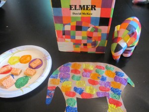 read-aloud crafts