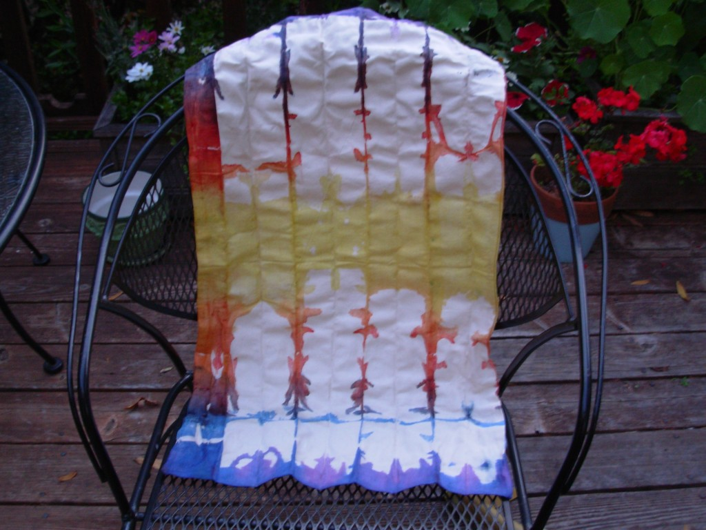 tie dye crafts