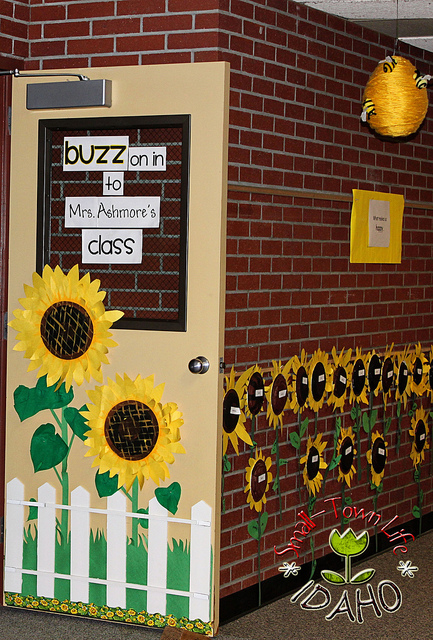 Classroom Decoration Ideas For Back To School ~ Back to school bulletin board ideas