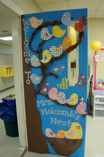 back to school door decorations