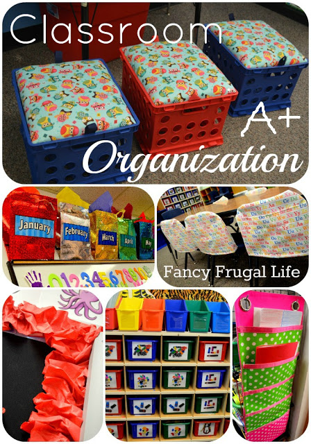 Classroom Storage Ideas ~ Classroom organization ideas tips