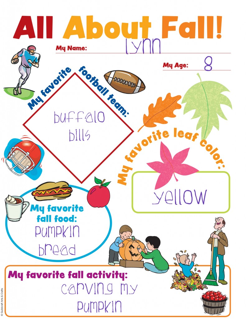 acorn - Fall Worksheets For First Grade