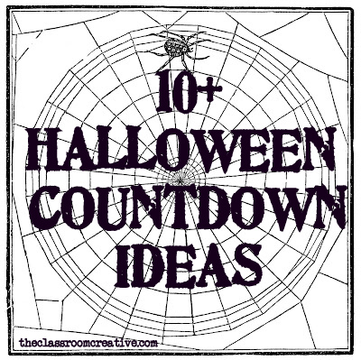 Halloween Countdown Ideas