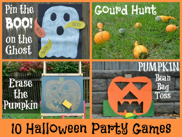 Games Halloween printable halloween games Halloween Games Activities