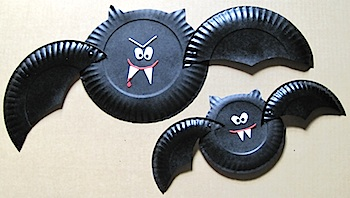 Haunted ... & Halloween Paper Plate Craft Ideas