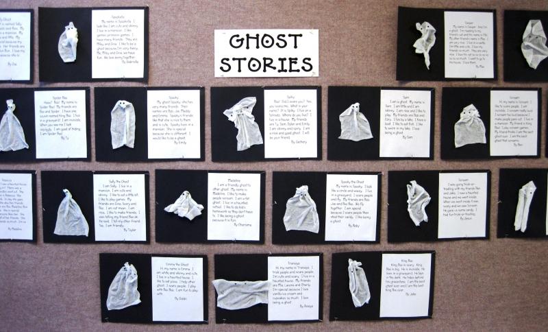 Halloween Bulletin Boards