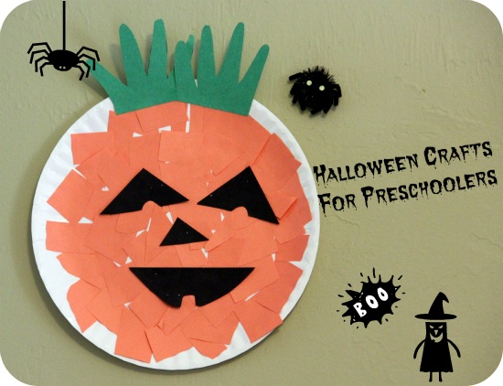 paper - Preschool Crafts For Halloween