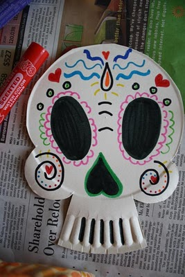 Day Of The Dead Art Projects For Kids