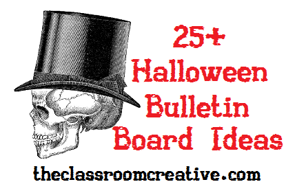 Halloween Craft Ideas  Grade on Fun Halloween Bulletin Board Ideas To Make Your Classrooms Festive