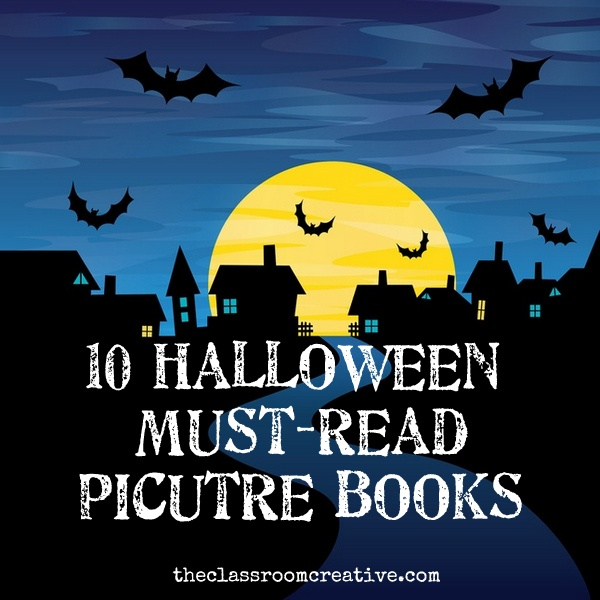 10 Must-Read Halloween Picture Books