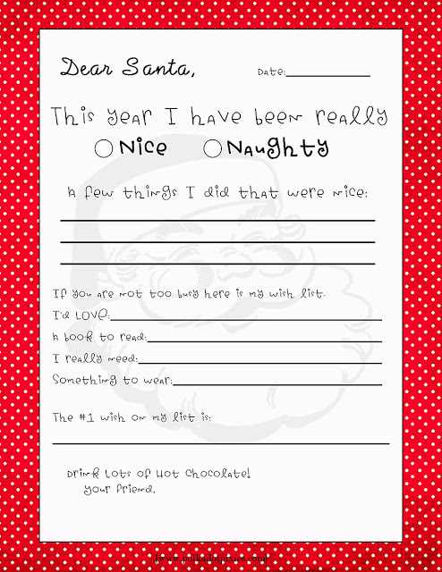 Christmas writing activities for kids 3rd grade writing activities spiritdancerdesigns Images