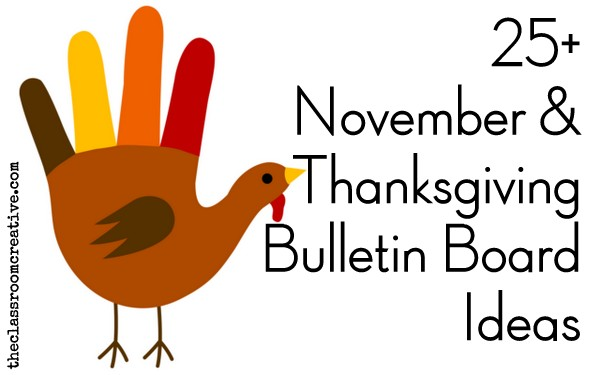 November Calendar Bulletin Board Ideas : November thanksgiving bulletin board ideas