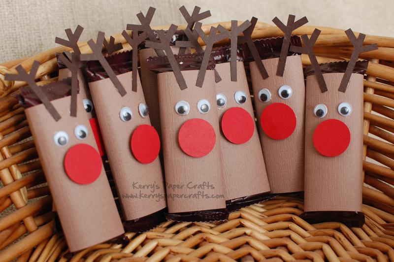 Reindeer Food Bar via Enjoying the Small Things