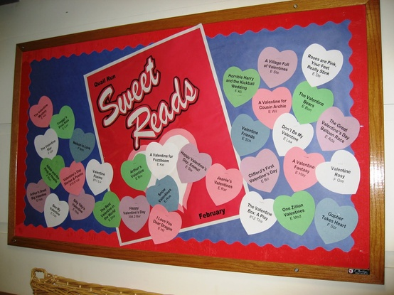valentine's day bulletin board ideas, Ideas