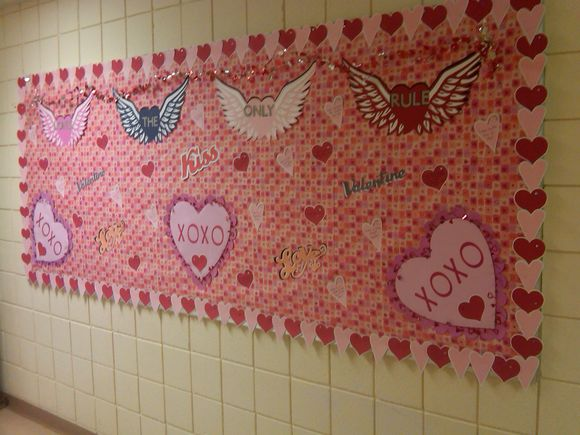 Valentineu0027s Bulletin Board Via Michaelu0027s Blog. Interactive ...