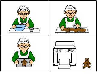... Gingerbread Man Story Sequencing Cards in addition Anna Coloring Pages