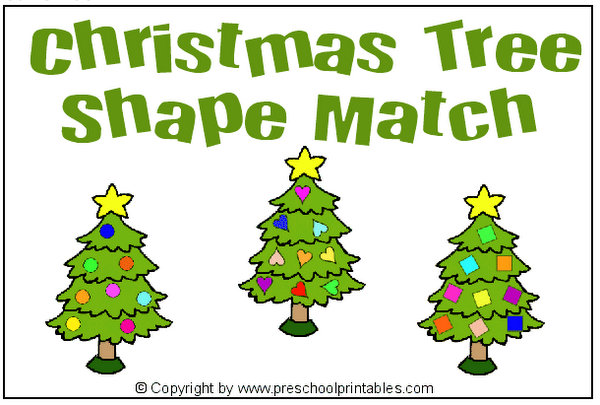 math games for kids christmas preschool