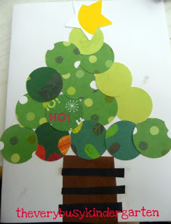 Paper Collage Tree Ornament From Toddler Approved. Christmas ...