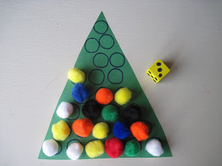 math for preschoolers christmas