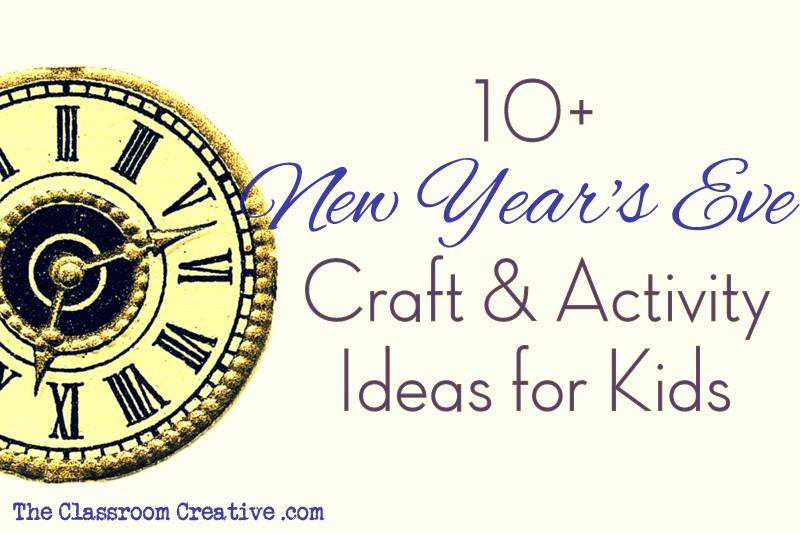 New Years Crafts For Kids Enchantedlearningcom