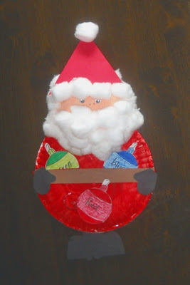 Santa ... & Santa Crafts and Activities for kids