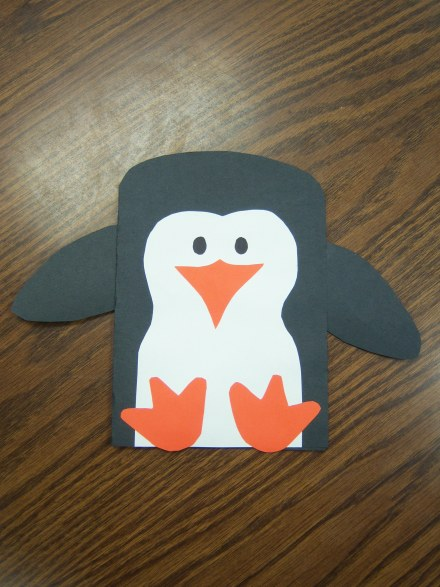 penguin crafts and several story books about penguins from storytime ...