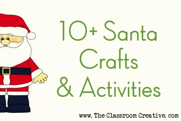 graphic - Santa Activities