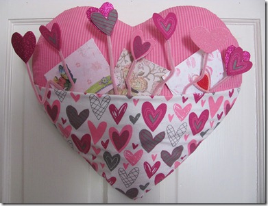 Put your heart into writing from Electronic Portfolio & Valentineu0027s Day Door Decorations