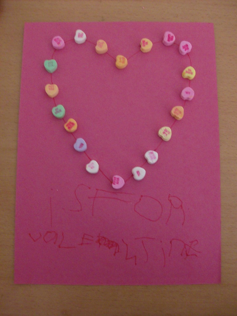 Valentine s day activities for preschool for Valentine crafts for preschool