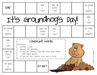 Preschool Printables Groundhog Day Worksheets for all | Download ...