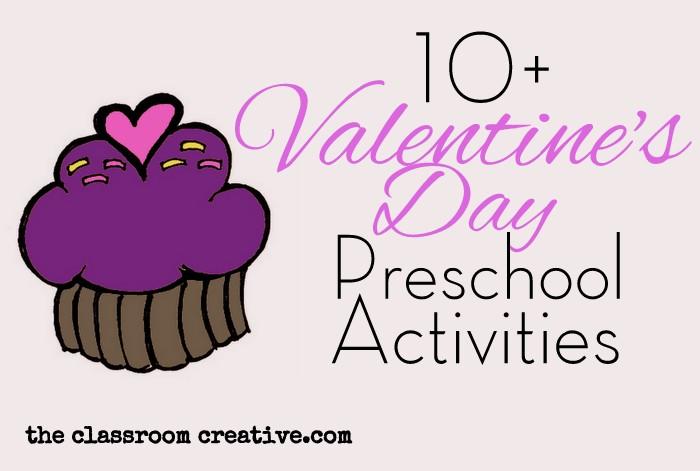 valentines day activities for preschool