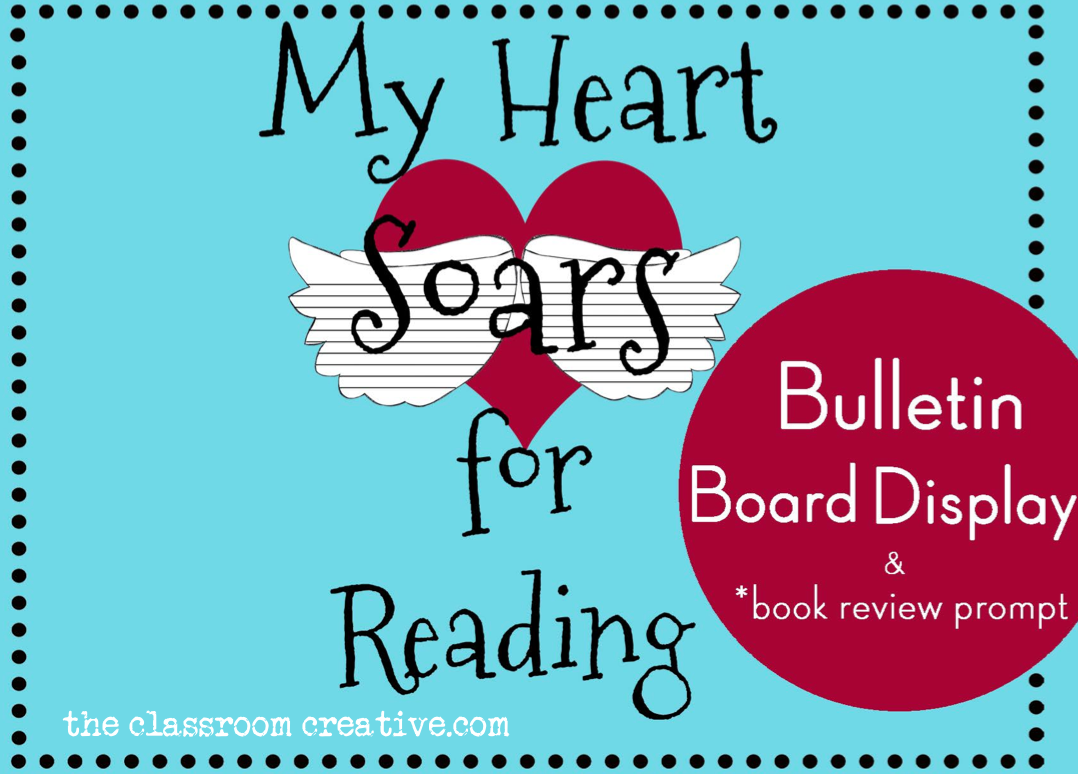 Valentine\'s Day Bulletin Board Ideas