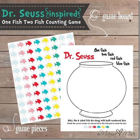One fish two fish red fish blue fish crafts and activities for One fish two fish red fish blue fish activities