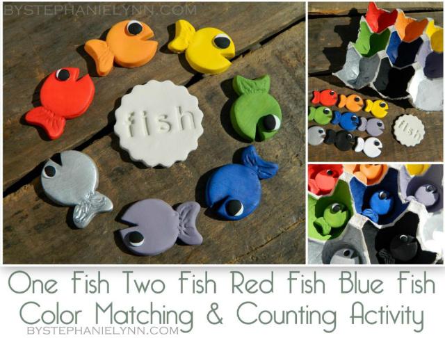Magnetic Fishing Game Via Make Do Mum