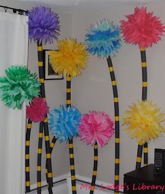 How To Make Dr Seuss Trees The lorax's truffula tree