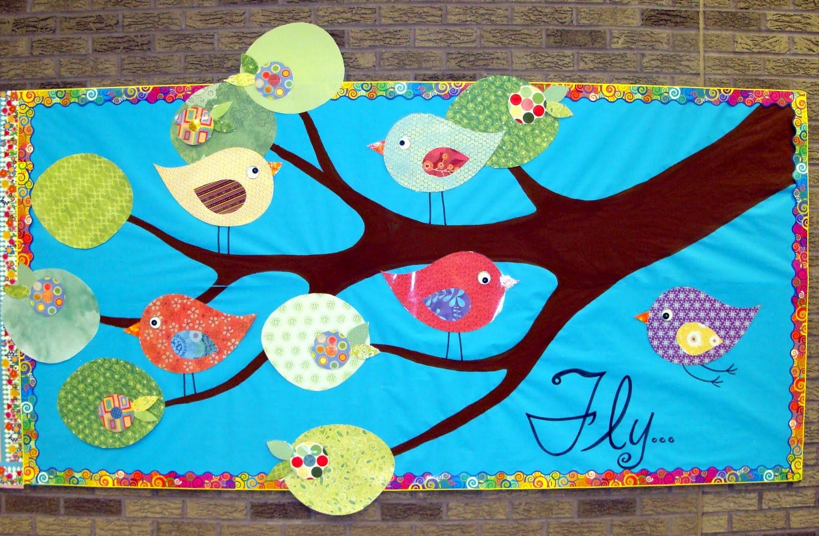 Classroom Ideas Bulletin Boards ~ Spring bulletin board ideas