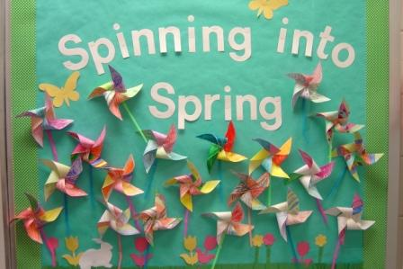 Spring Time Bulletin Boards Www Picturesso Com