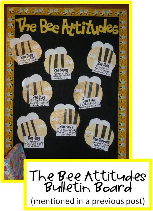 Classroom Theme Ideas Bees : Insect bulletin board ideas