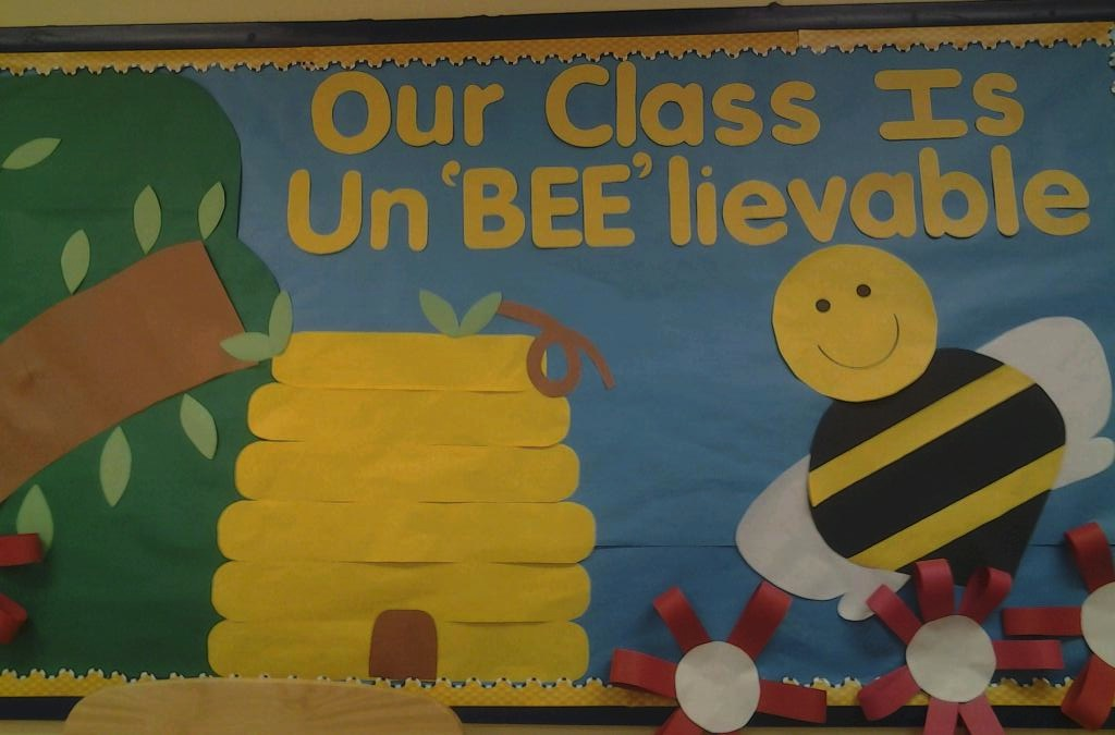 Classroom Theme Ideas Bees ~ Insect bulletin board ideas