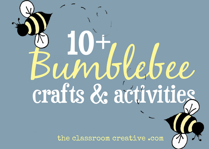 Bumblebee Crafts Activities For Kids