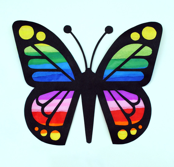 Classroom and Educational Butterfly Activities