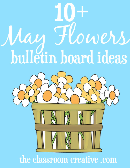 flowers bulletin board ideas, may bulletin board ideas,