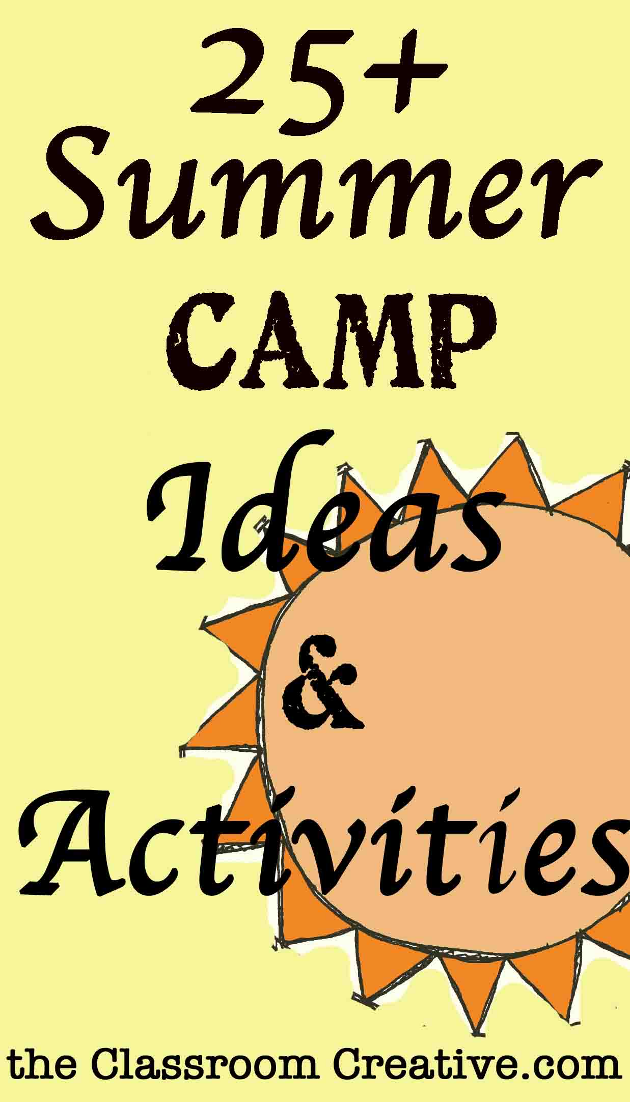 Summer Camp Program Ideas - Scalien