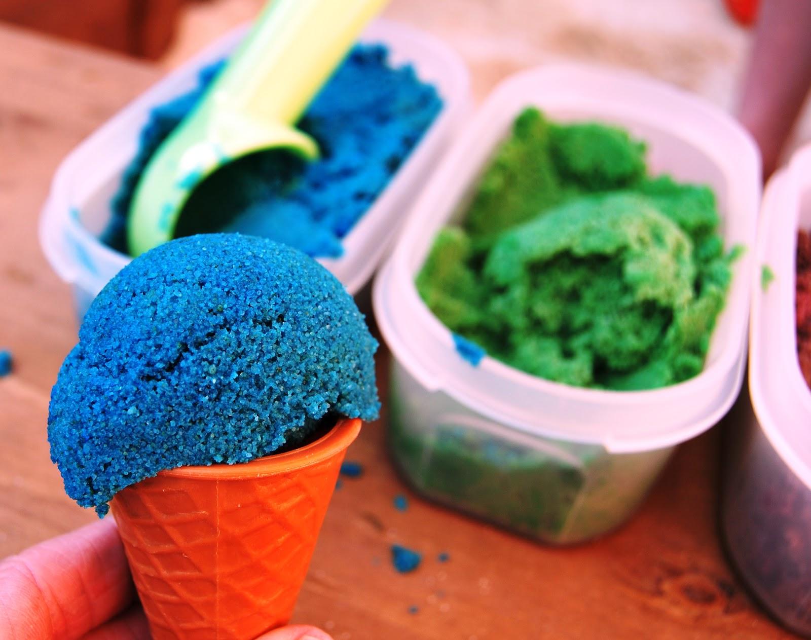 Ice Cream Craft and Activity Ideas