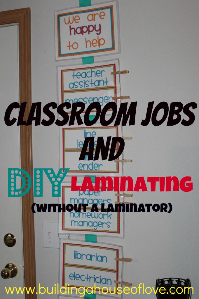 Classroom Job Ideas For Kindergarten ~ Classroom jobs chart tips ideas