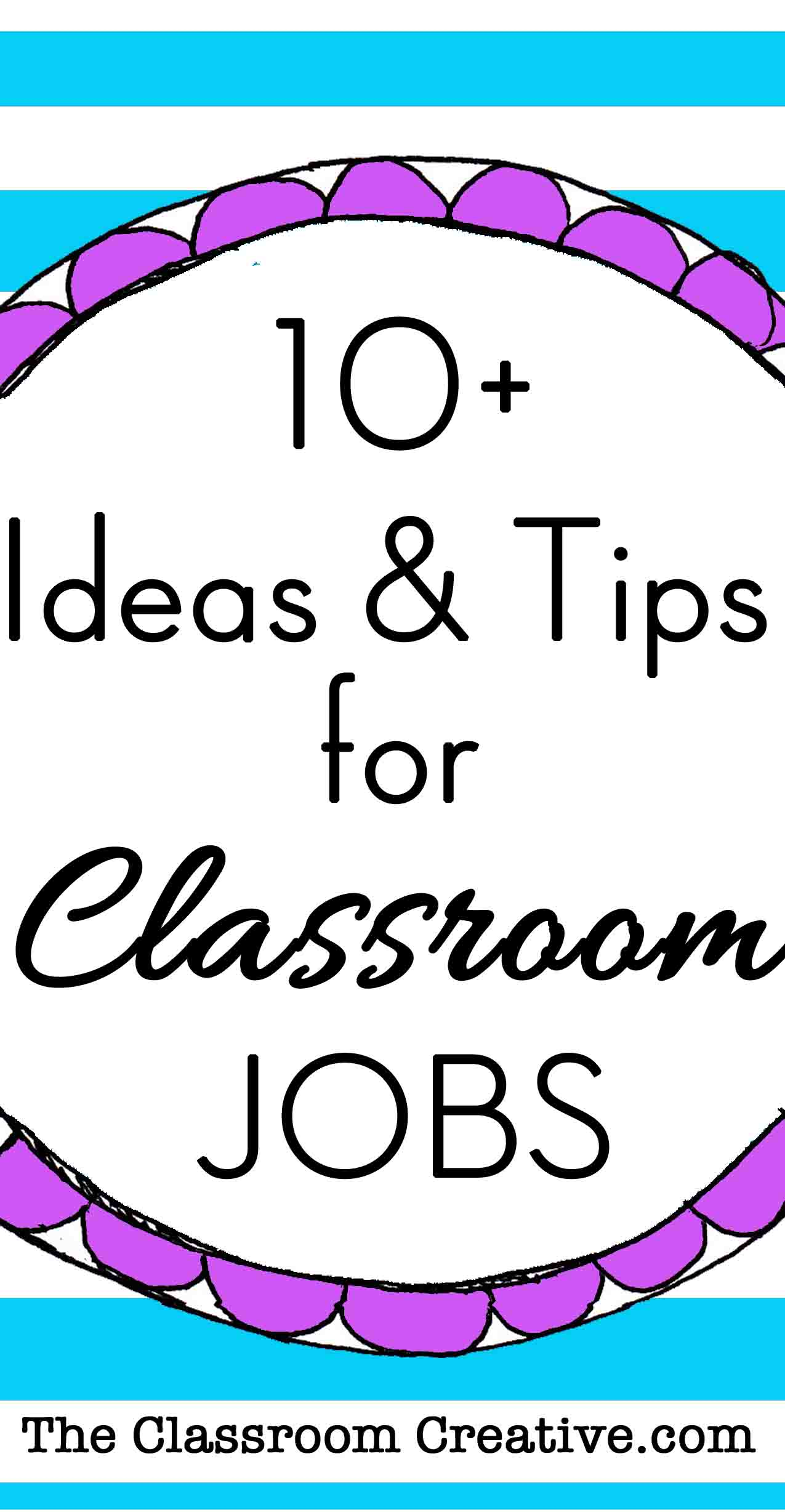 Classroom Jobs Chart Tips & Ideas