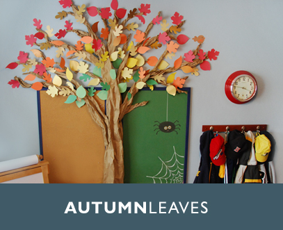 Autumn classroom bulletin board ideas for Autumn classroom decoration