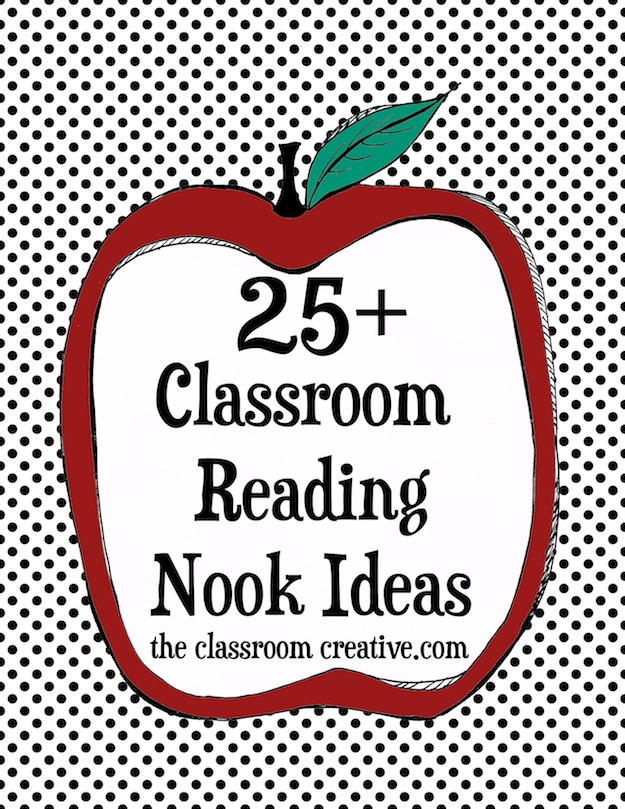 Classroom Reading Nook Ideas