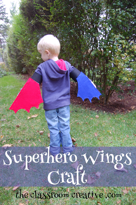 sugartots designs via design dazzle superhero powers jar tutorial