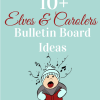 Elf Bulletin Board Ideas, Christmas Carolers Bulletin Board Ideas